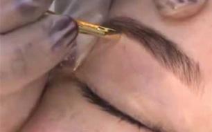 henna para sobrancelha